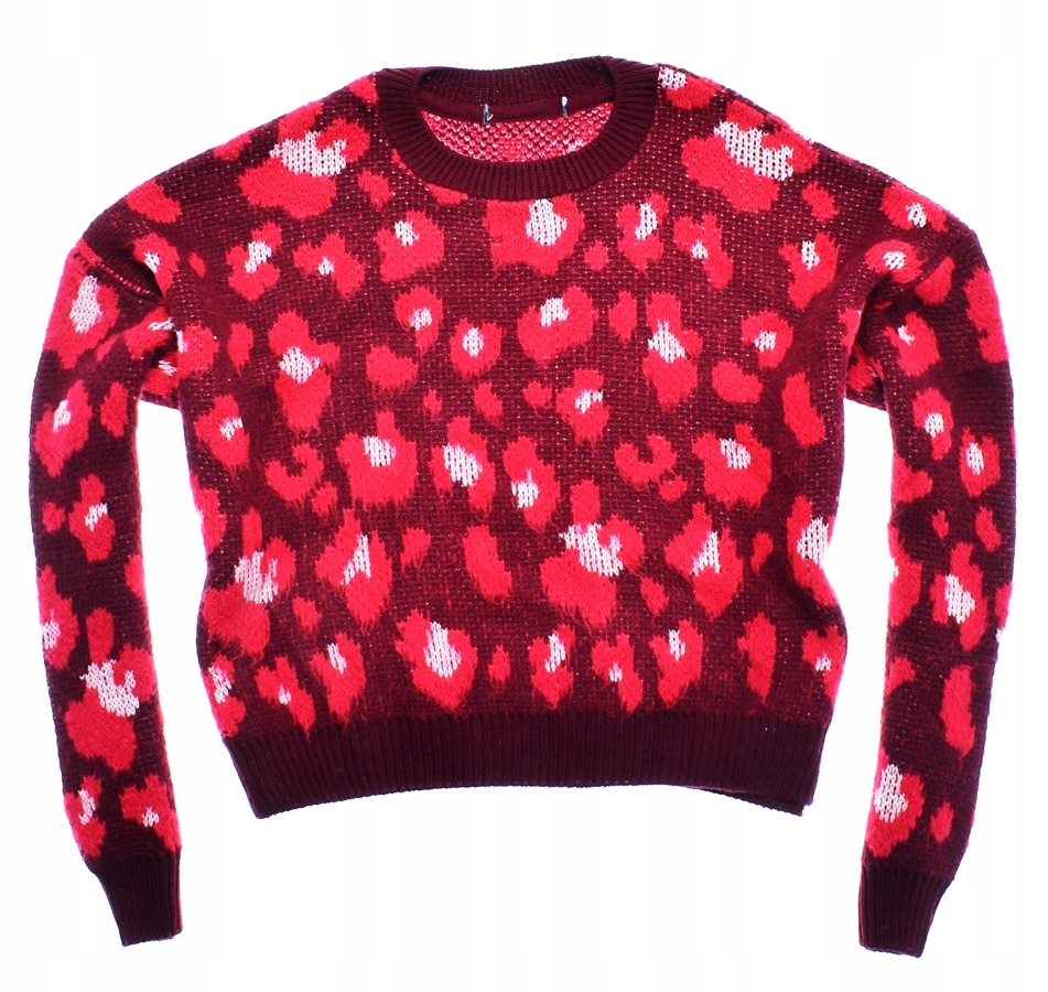 4502-33 ...PRIMARK... m#k SWETER PUDELKOWY r.38