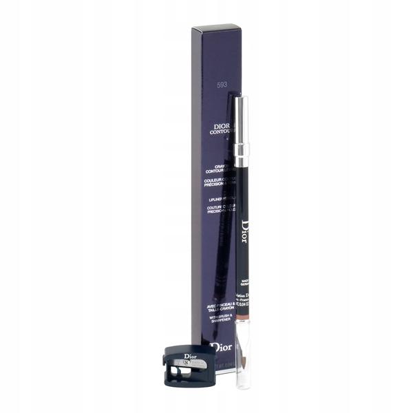 Dior Contour Lipliner Pencil 593 Brun Figue