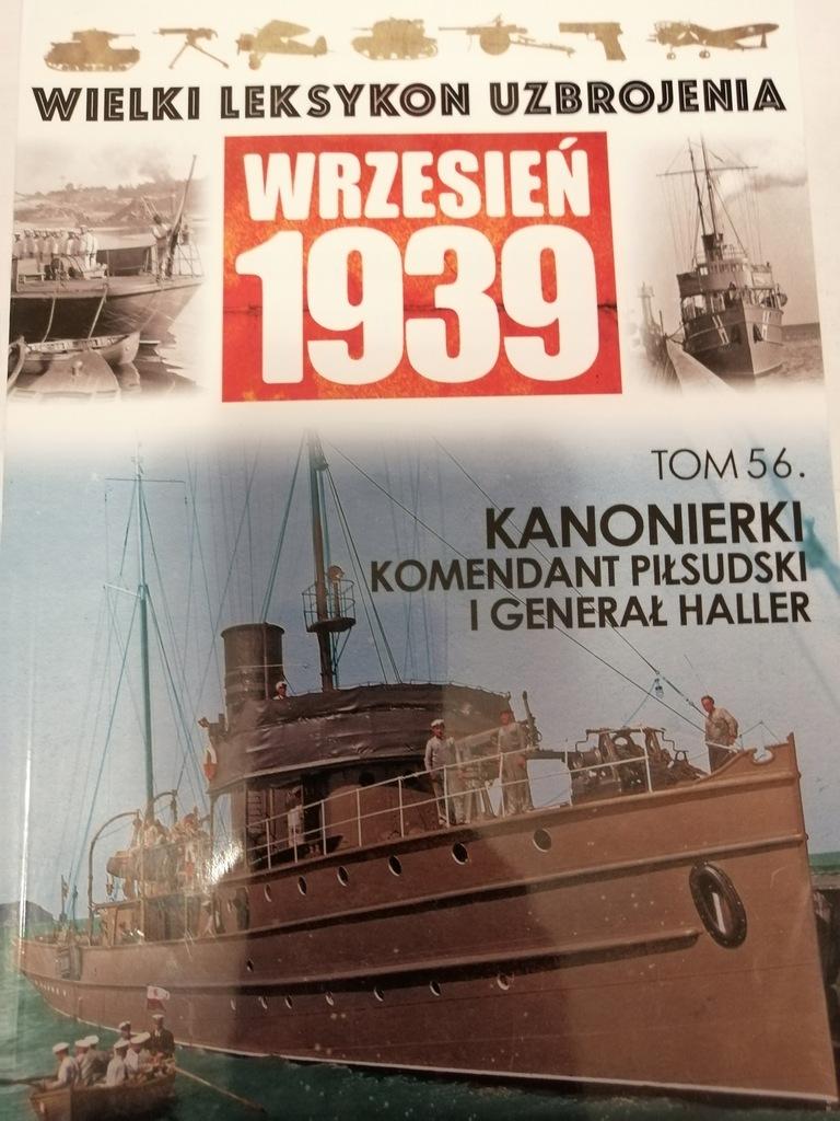 WIELKI LEKSYKON UZBROJENIA WRZESIEŃ 1939 TOM 56