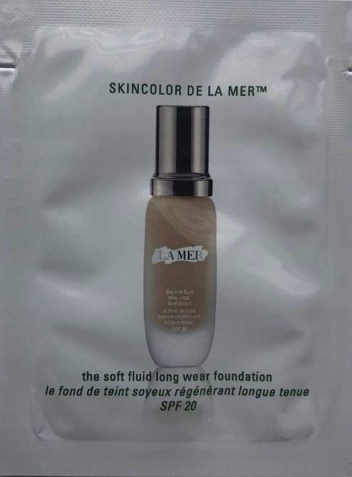 LA MER Soft Fluid Long Wear podkład Sand 23 1ml