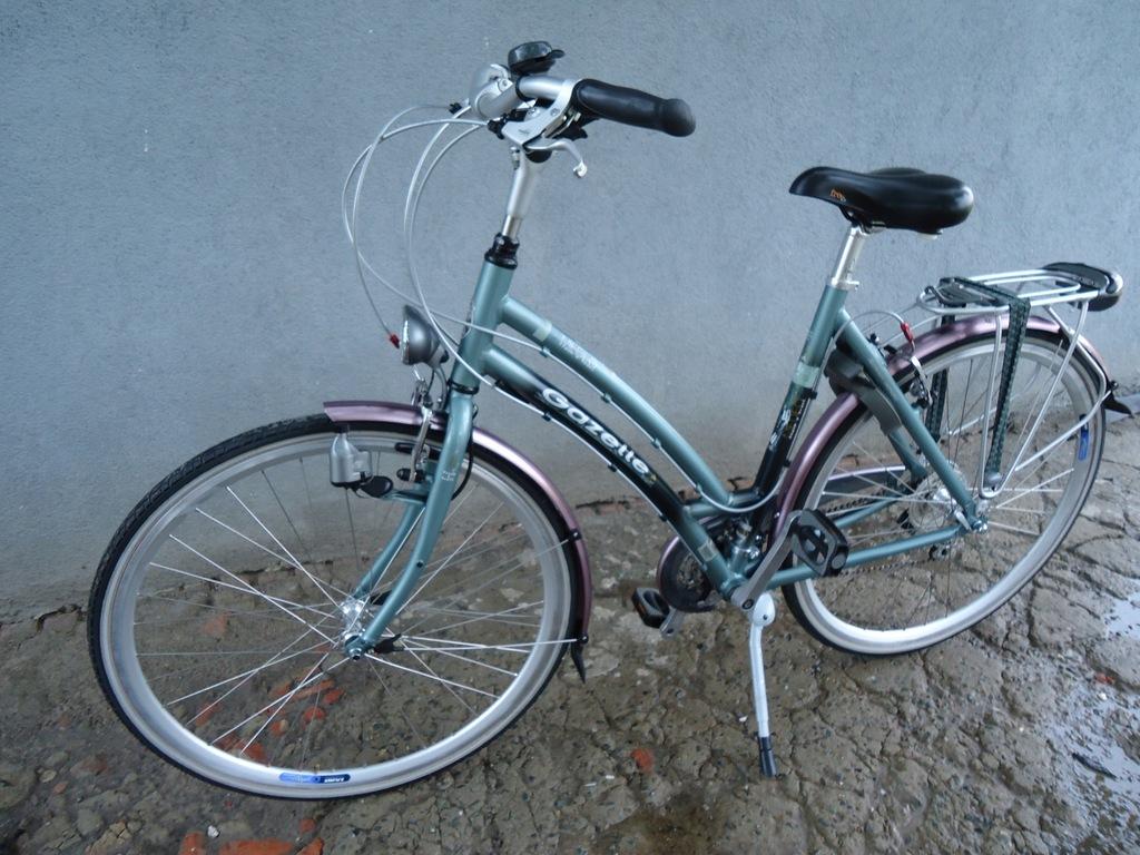 Rower damski GAZELLE MEDEO aukcja od 1zł polecam