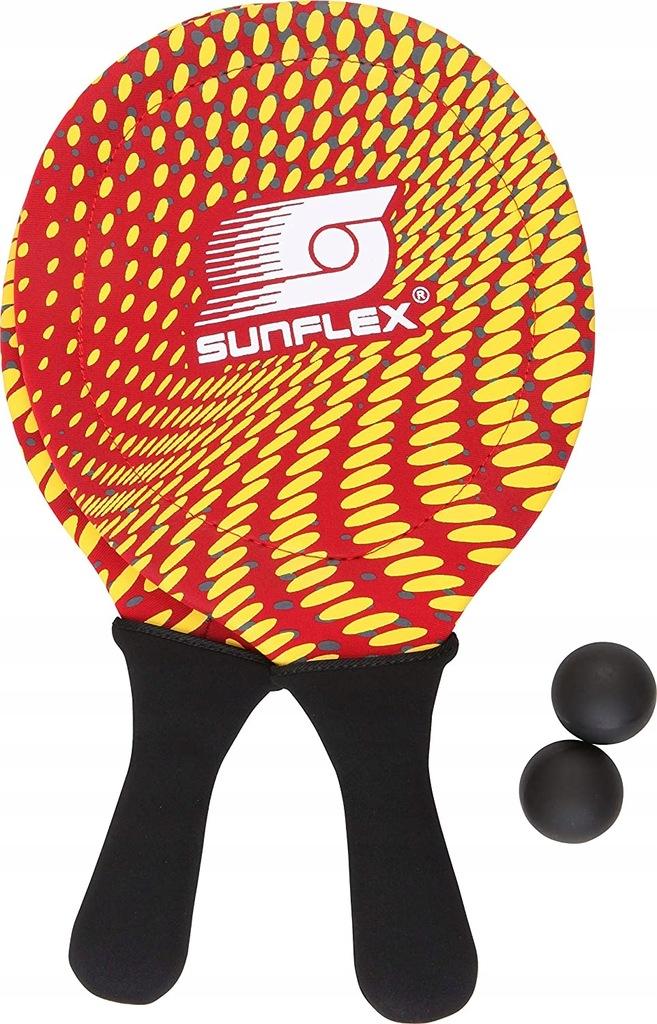 Zestaw piłek plażowych Sunflex Splash GRA PLAŻOWA