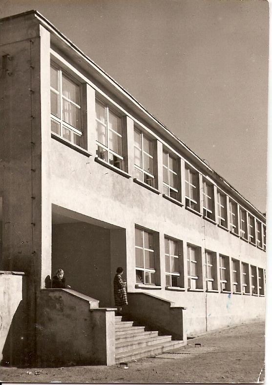 WOJCIESZÓW - SZKOŁA - 1962R