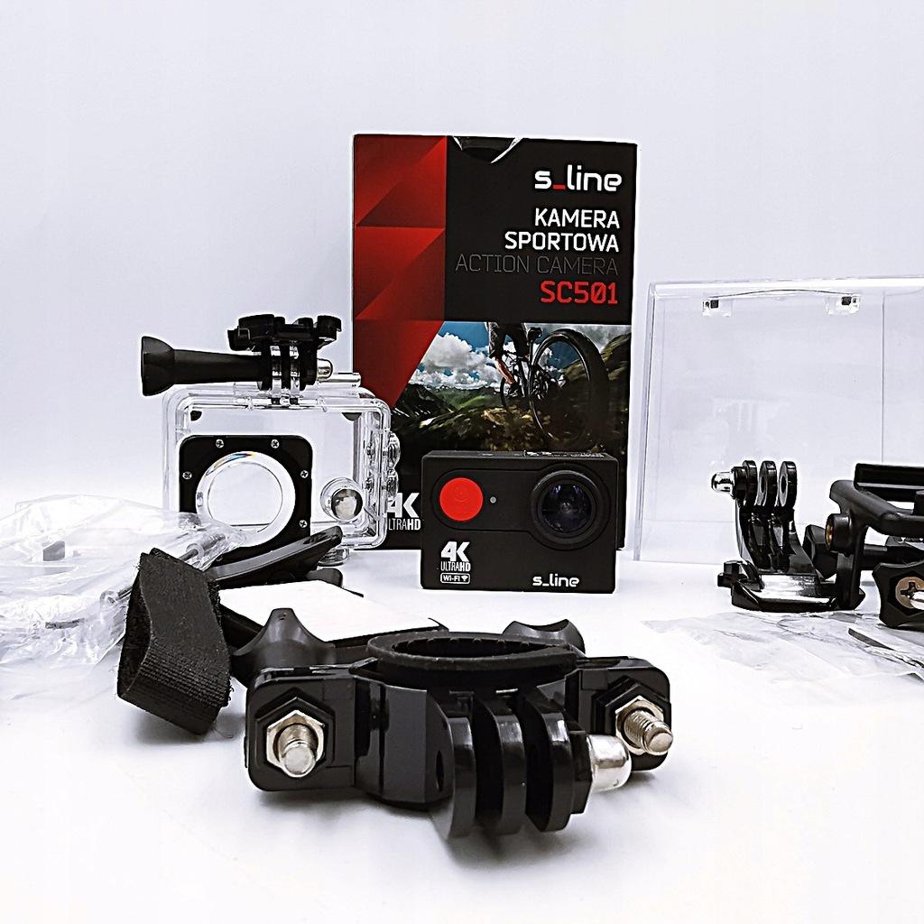 Kamera sportowa SC501 S_Line