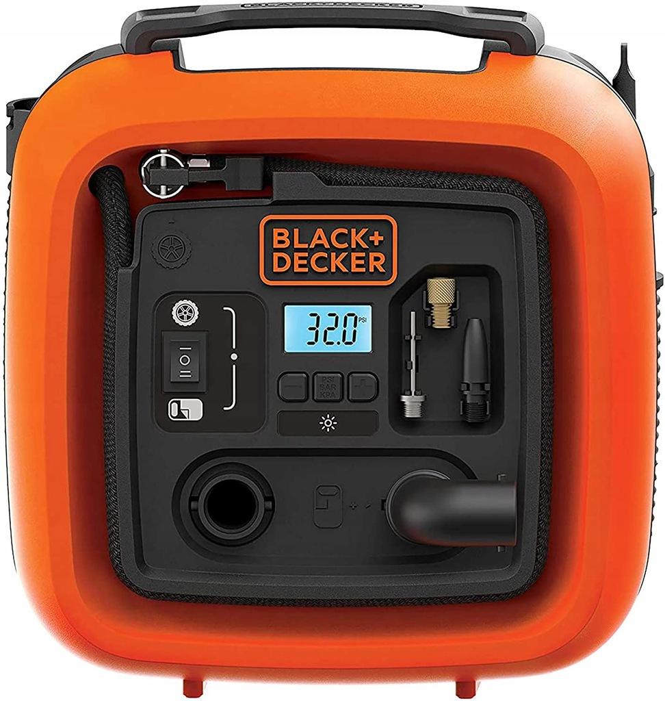 Kompresor powietrza 12/230V Black&Decker D719
