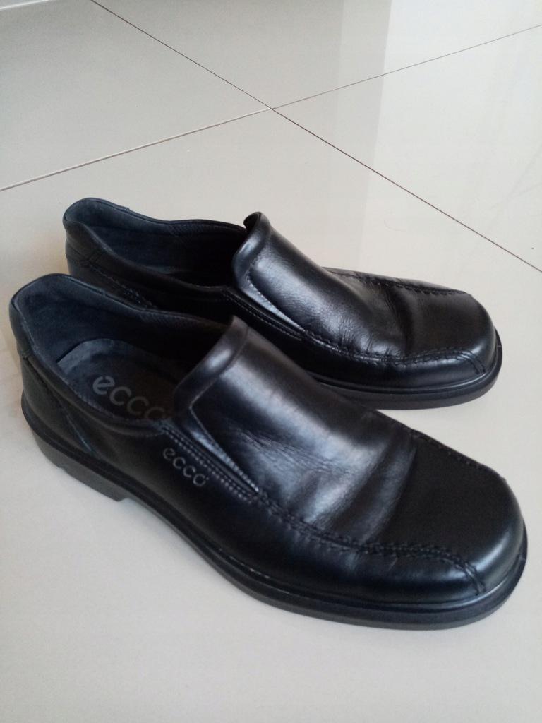 Ecco buty skórzane rozmiar 41