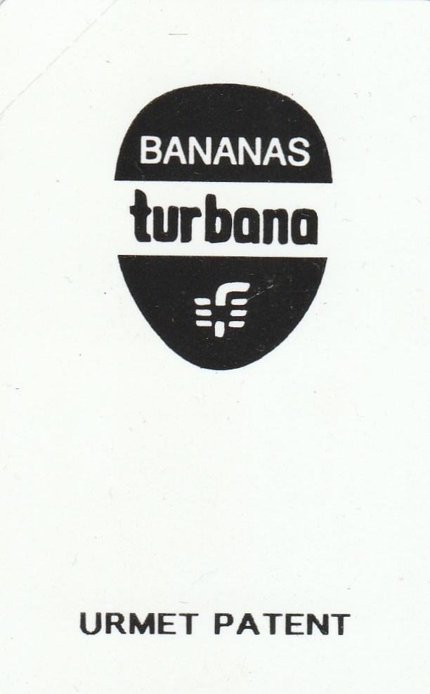 Bananas Turbana 200 jedn. - nr 4
