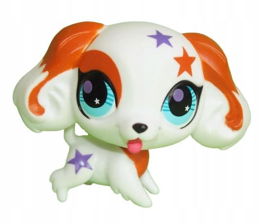 pies piesek SPANIEL #2688 Littlest Pet Shop LPS