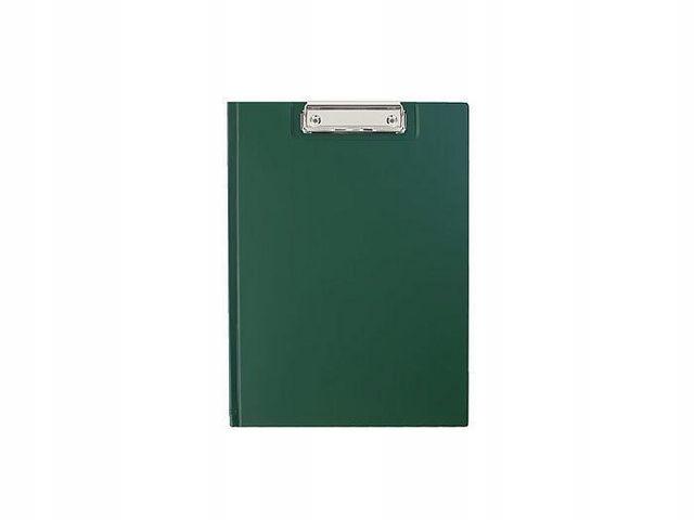 biurfol Klip teczka A4, zielony