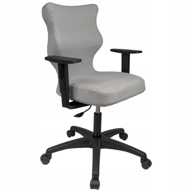 Krzesło DUO black Deco 18 wzrost 159-188