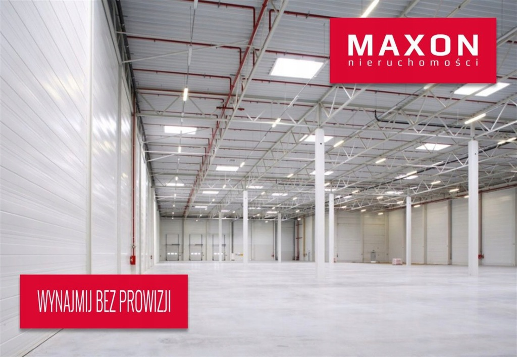 Magazyny i hale, Szczecin, 1350 m²