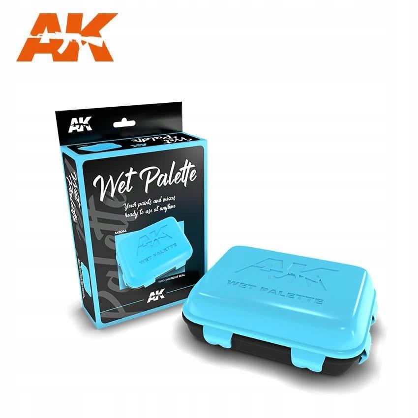 AK Interactive AK064 Wet Pallete mokra paleta