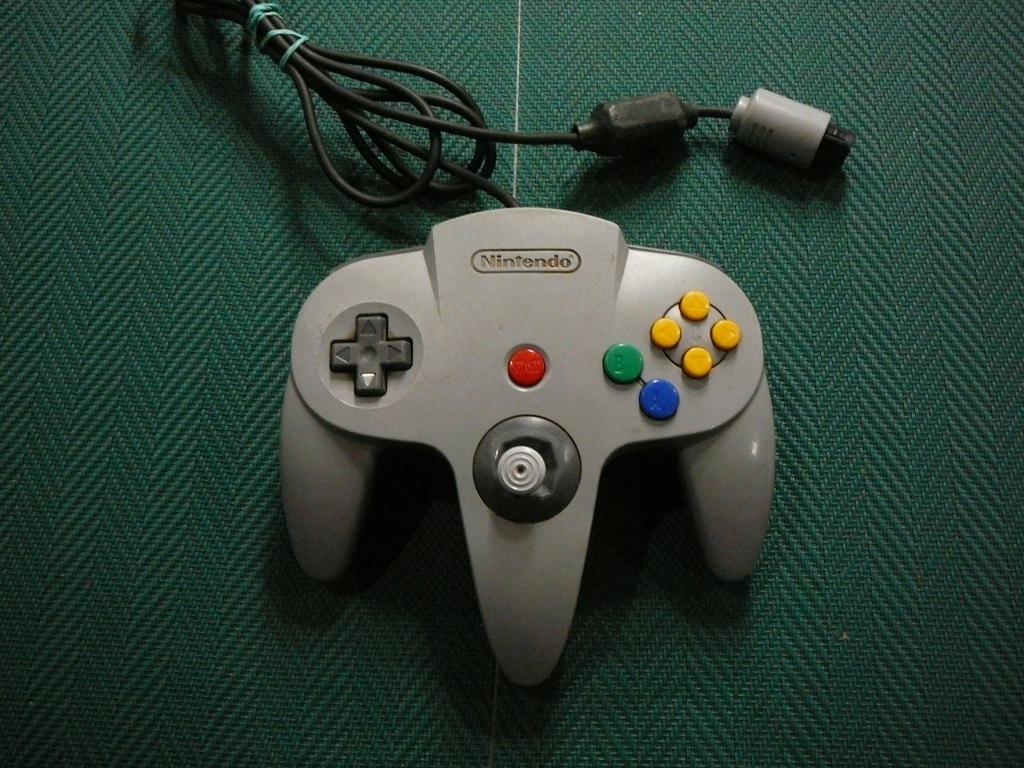 Pad Nintendo 64