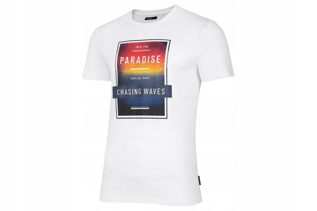 Koszulka Outhorn HOL20 TSM622 Biały