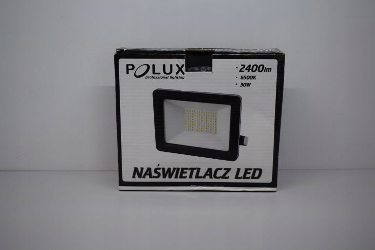 NAŚWIETLACZ LED POLUX 302410 2400LM 6500K 30W