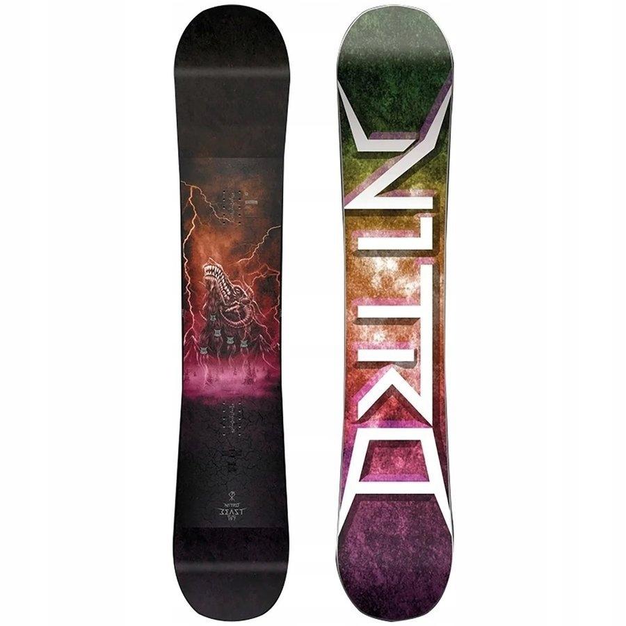 Deska snowboardowa NITRO Beast z 2830PLN 155