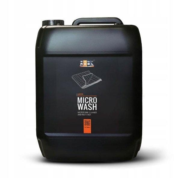 ADBL Micro Wash 5L - Produkt do prania ściereczek