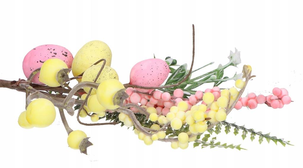 Gałązka dekoracja święta Wielkanoc stroik 20636