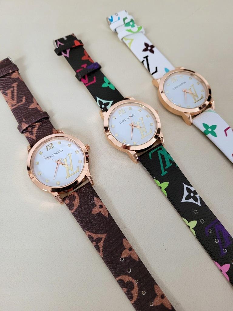 Zegarek damski Luis Vuitton