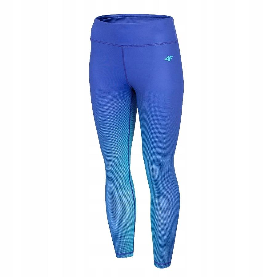 Spodnie 4F H4L20-SPDF008 91A niebieski XL