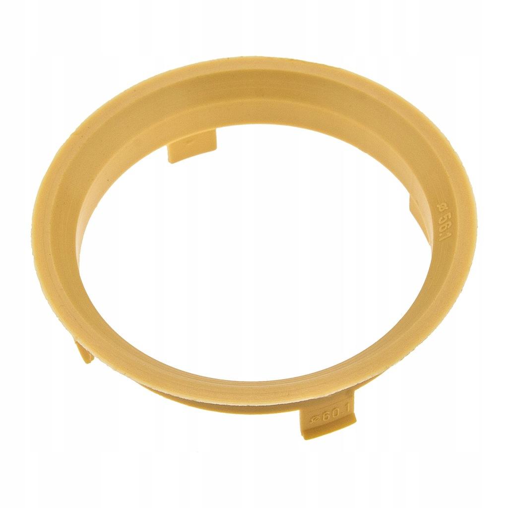 Pierścienie centrujące do felg 60,1 / 56,1 Rover