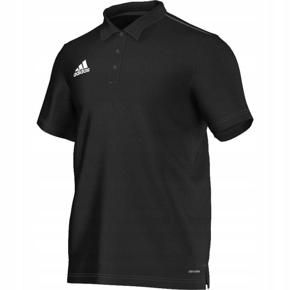 Koszulka Męska adidas polo Core 15 climalite L