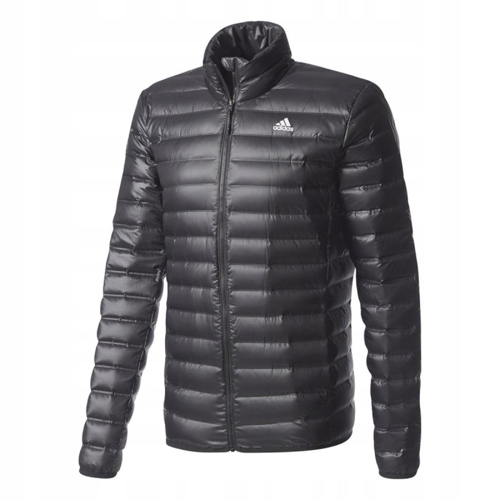 adidas kurtka zimowa Varilite Down BS1588 L