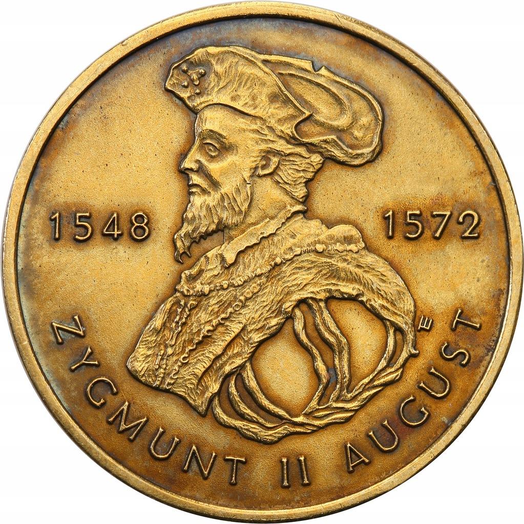 III RP 2 złote 1996 Zygmunt II August st.2+
