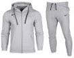 Nike dres kompletny meski spodnie bluza roz L nowe