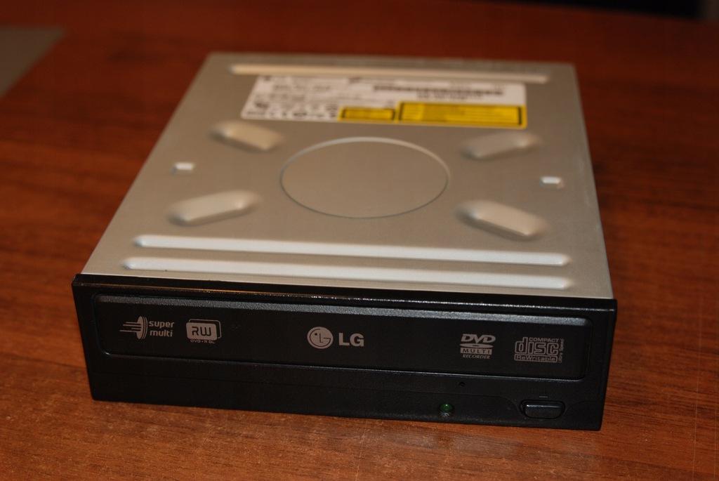 Nagrywarka DVD LG GSA-H42N + taśma