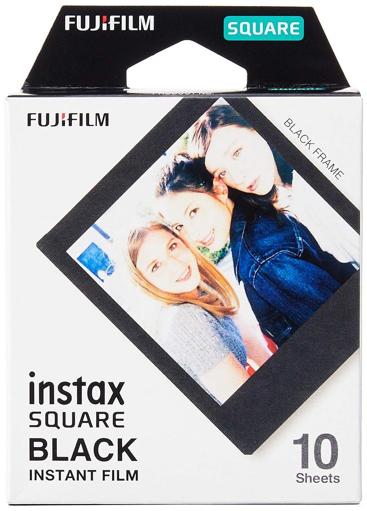 Aparat natychmiastowy Fujifilm sq6 różowy