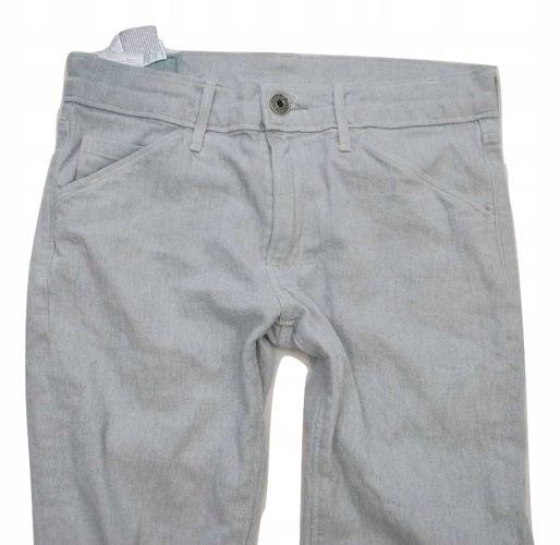 D Modne Spodnie jeans Levi's 32/32 Mięciutkie USA!