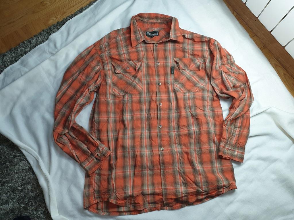 CAMPUS 4XL +LPinewood koszula ROZ XXXL PIĘKNA