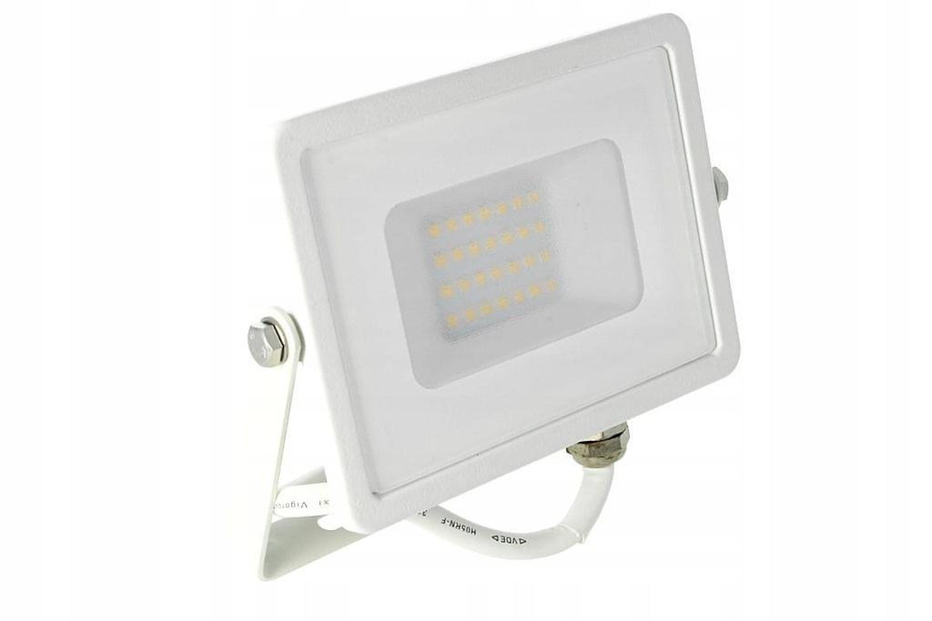 Projektor LED 20W 1600lm 3000K Dioda SAMSUNG Biały