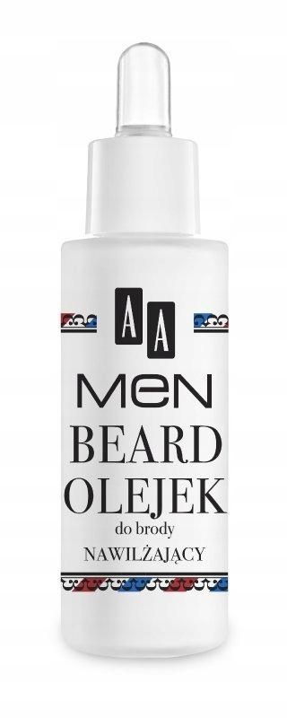 AA Men Beard Olejek do brody nawilżający 30 ml