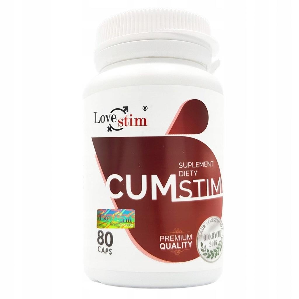 SUPLEMENT DIETY CUMSTIM 80KAPS