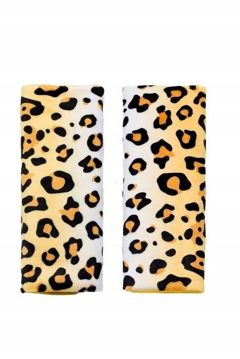 Benbat Nakładki Na Pasy Sawanna 1-4 leopard