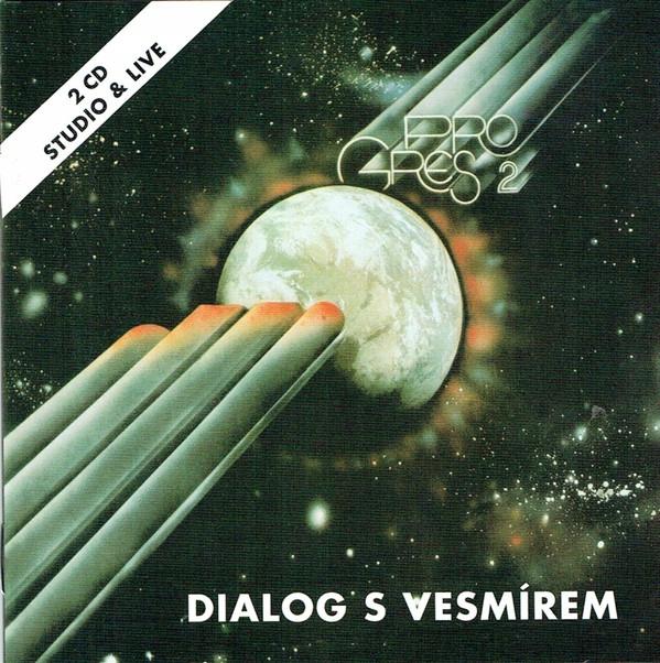 PROGRES 2 DIALOG S VESMIREM 2CD