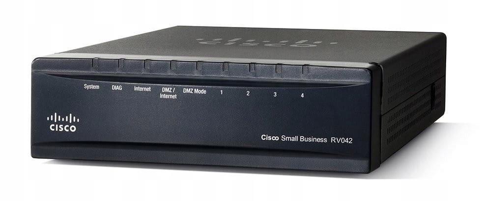 CISCO RV042 10/100 4-PORT VPN ROUTER