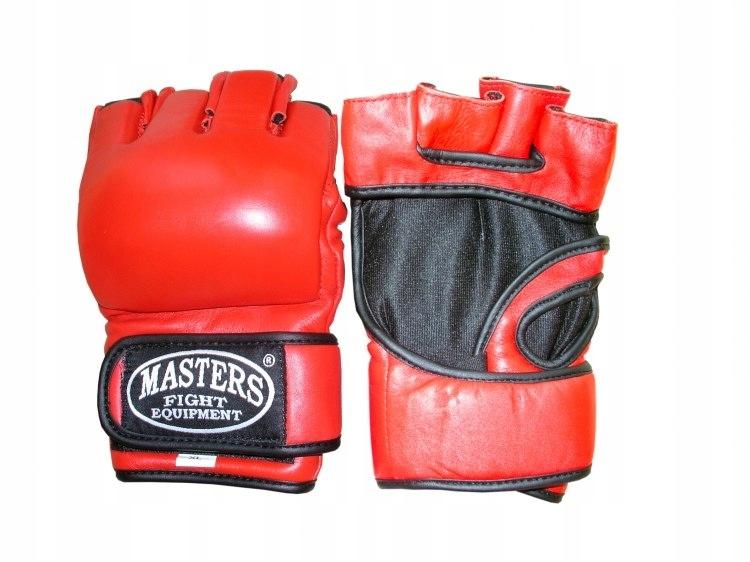 RĘKAWICE MASTERS DO MMA - GF-3 r.L