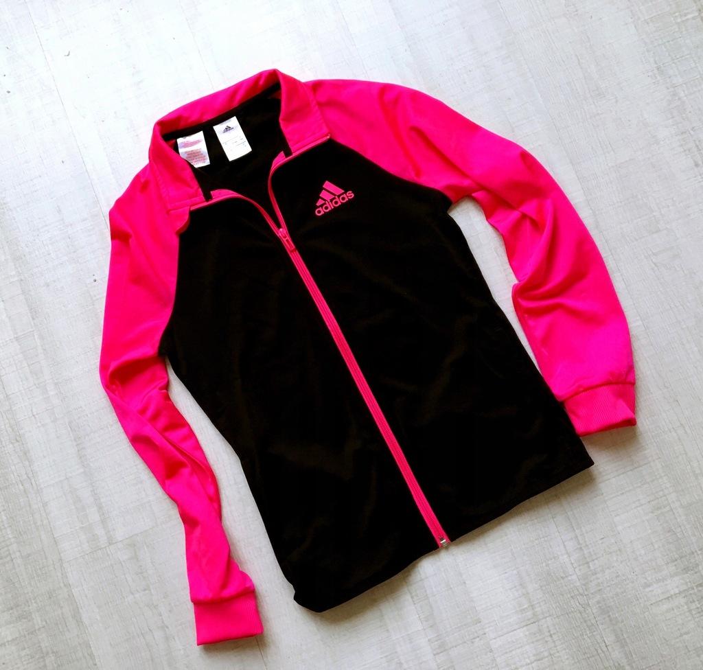 Adidas bluza logo jak nowa 13 14 lat