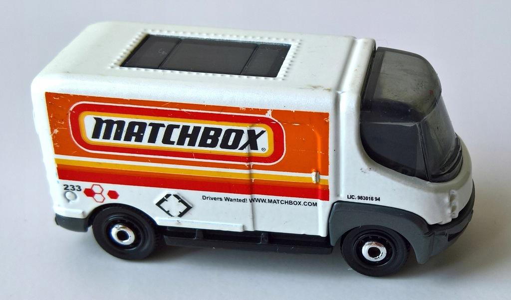MATCHBOX-'09 INTERANTIONAL eSTAR ELECTRIC