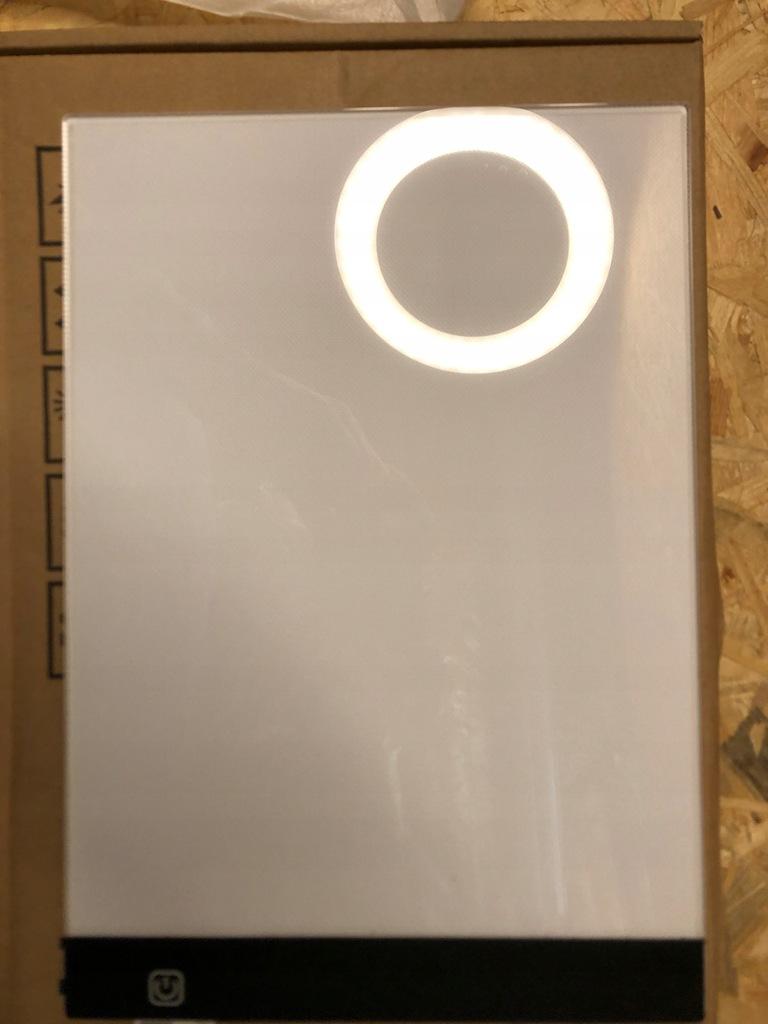 Podświetlana deska kreślarska A4 LED powystawowa