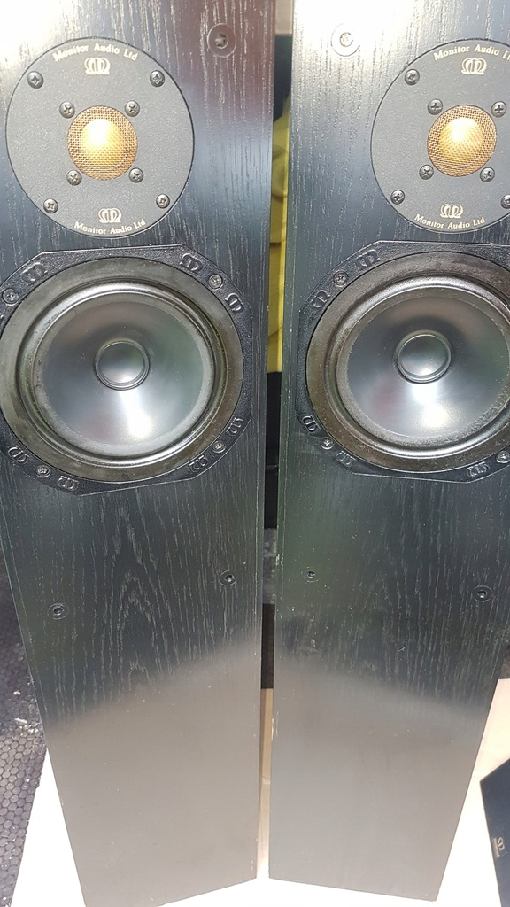 Monitor Audio Reference R1200 Gold rarytas hi end