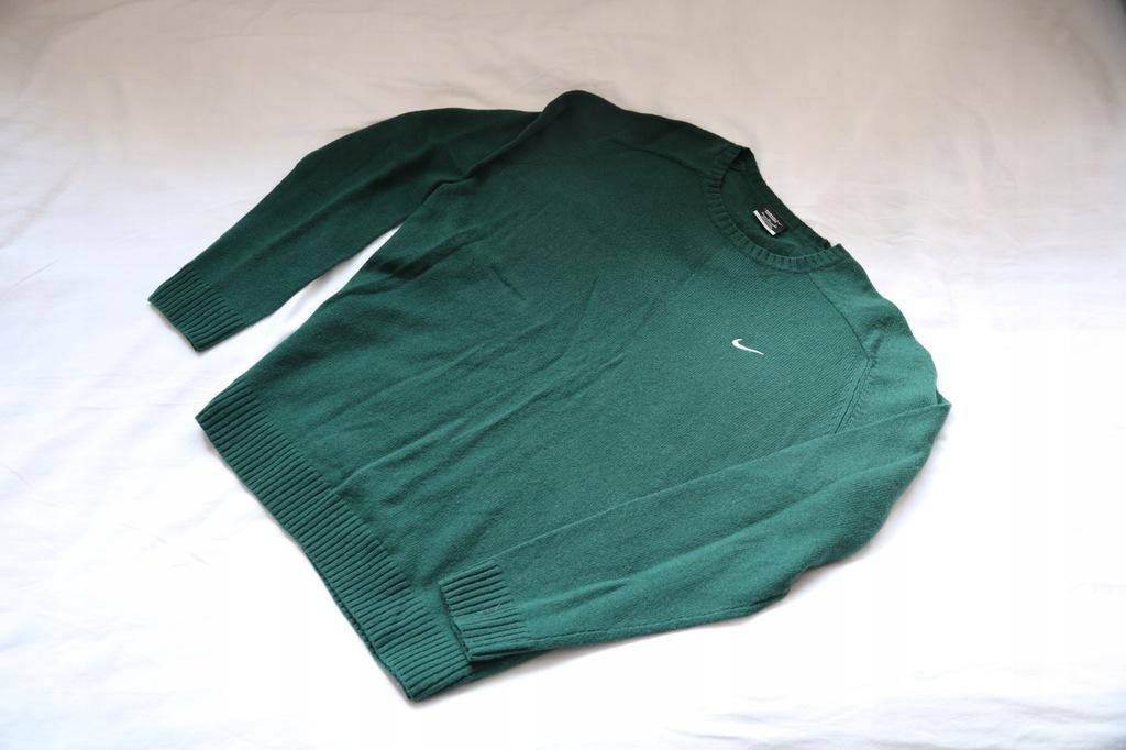 NIKE GOLF swetr zielony roz.XL