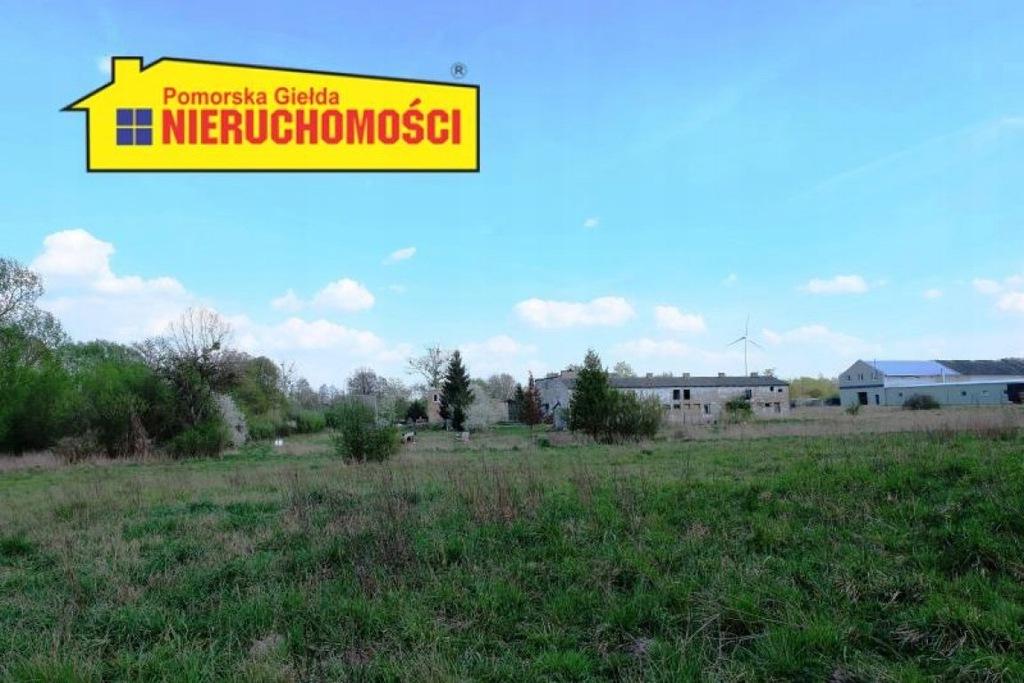 Działka, Stary Chwalim, Barwice (gm.), 28100 m²