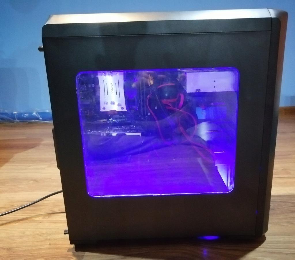 Komputer Stacjonarny I5 7400 GTX 1050 TI 16 GB RAM