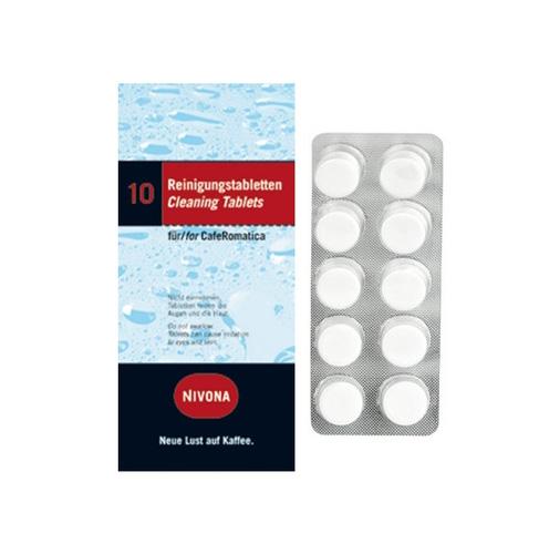NIVONA Tabletki Czyszczące Ekspres NIRT 701 10szt.