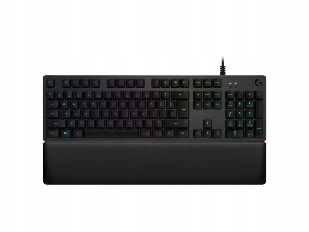 Klawiatura LOGITECH G513 Carbon RGB Tactile