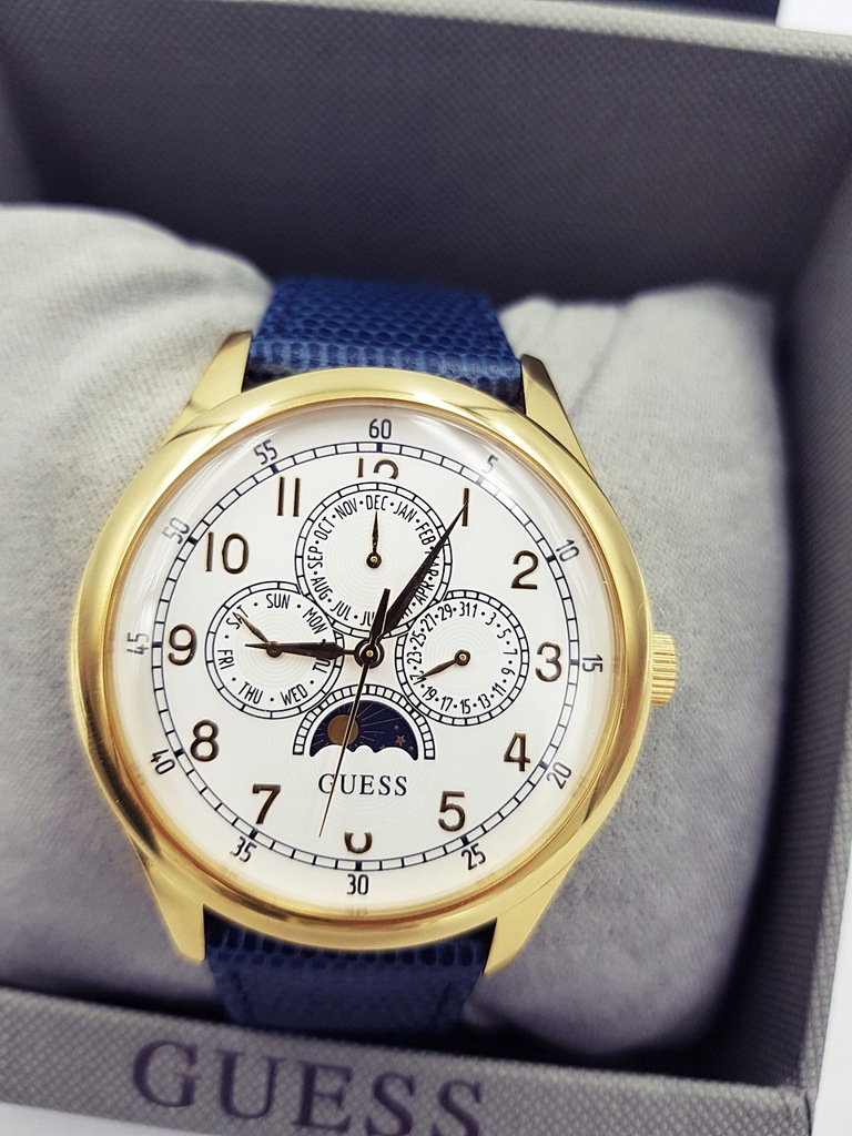 Zegarek męski Guess Kensington W1111G1